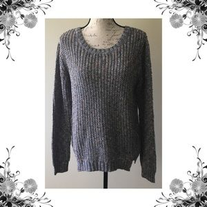 {Jessica Simpson} Dazy Knit Crewneck Sweater
